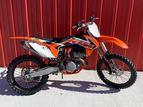2015 KTM 250 SX-F in Gulfport, Mississippi - Photo 3