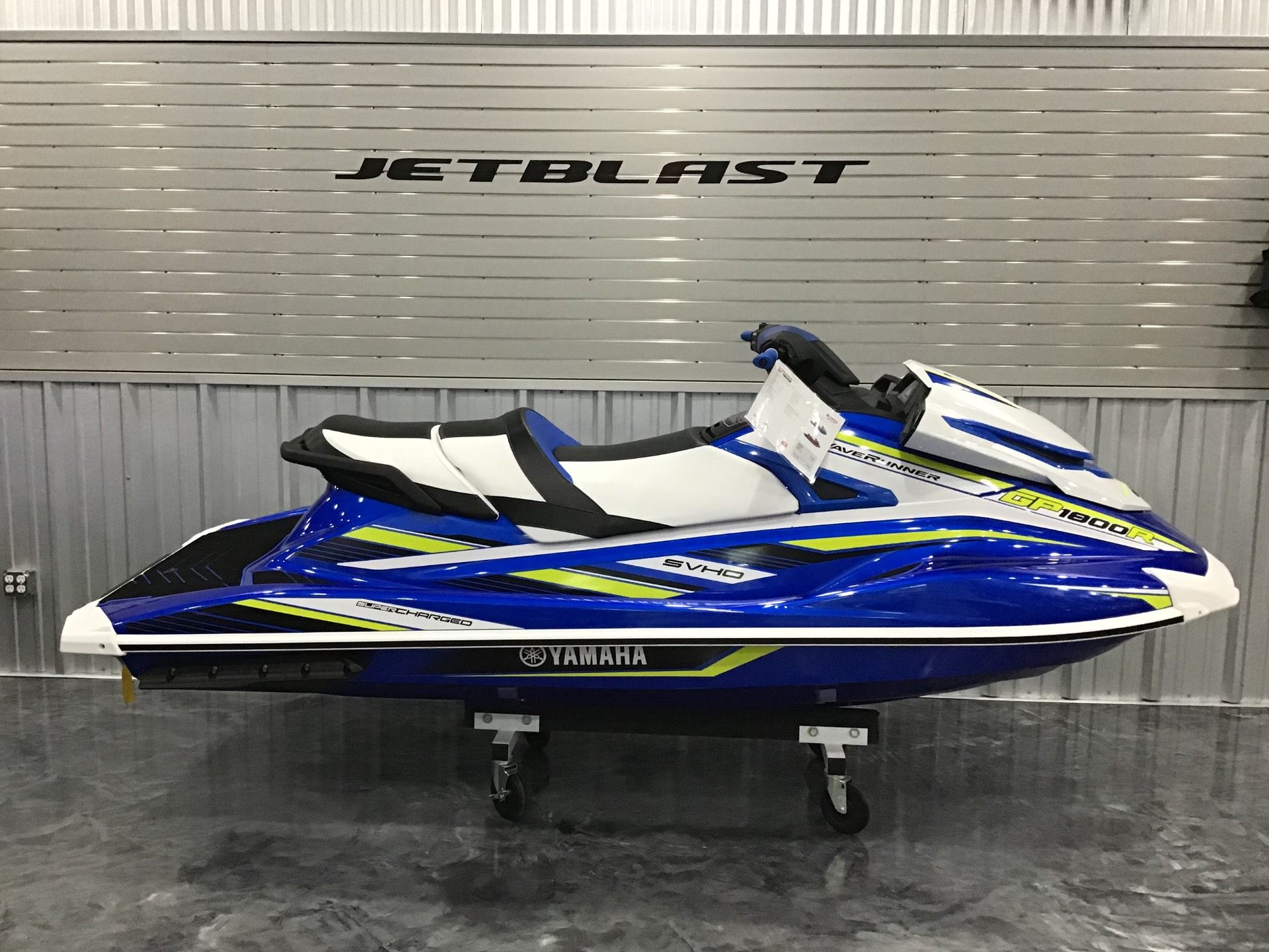 2019 Yamaha GP1800R in Gulfport, Mississippi - Photo 2