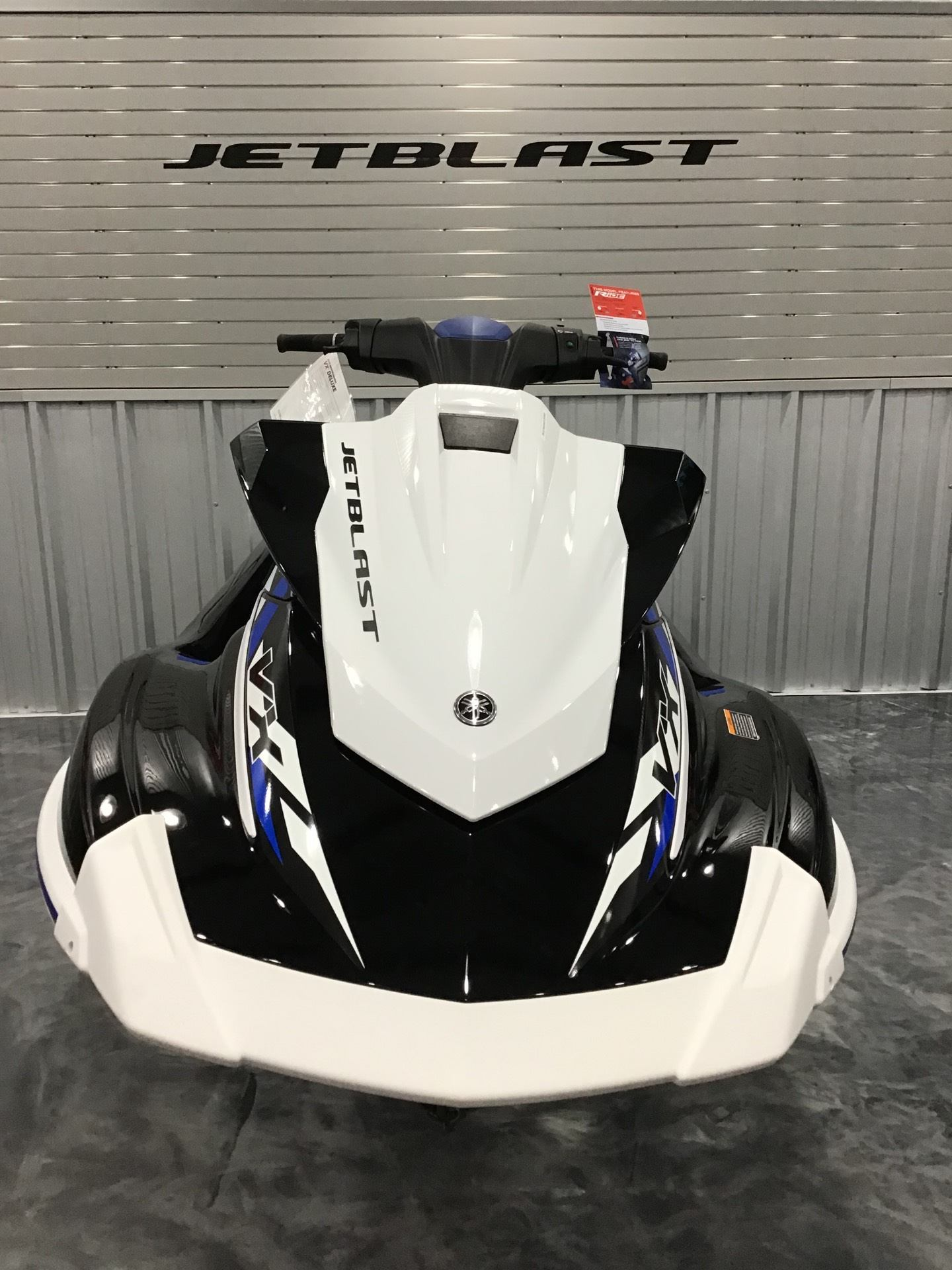2019 Yamaha VX Deluxe in Gulfport, Mississippi - Photo 4