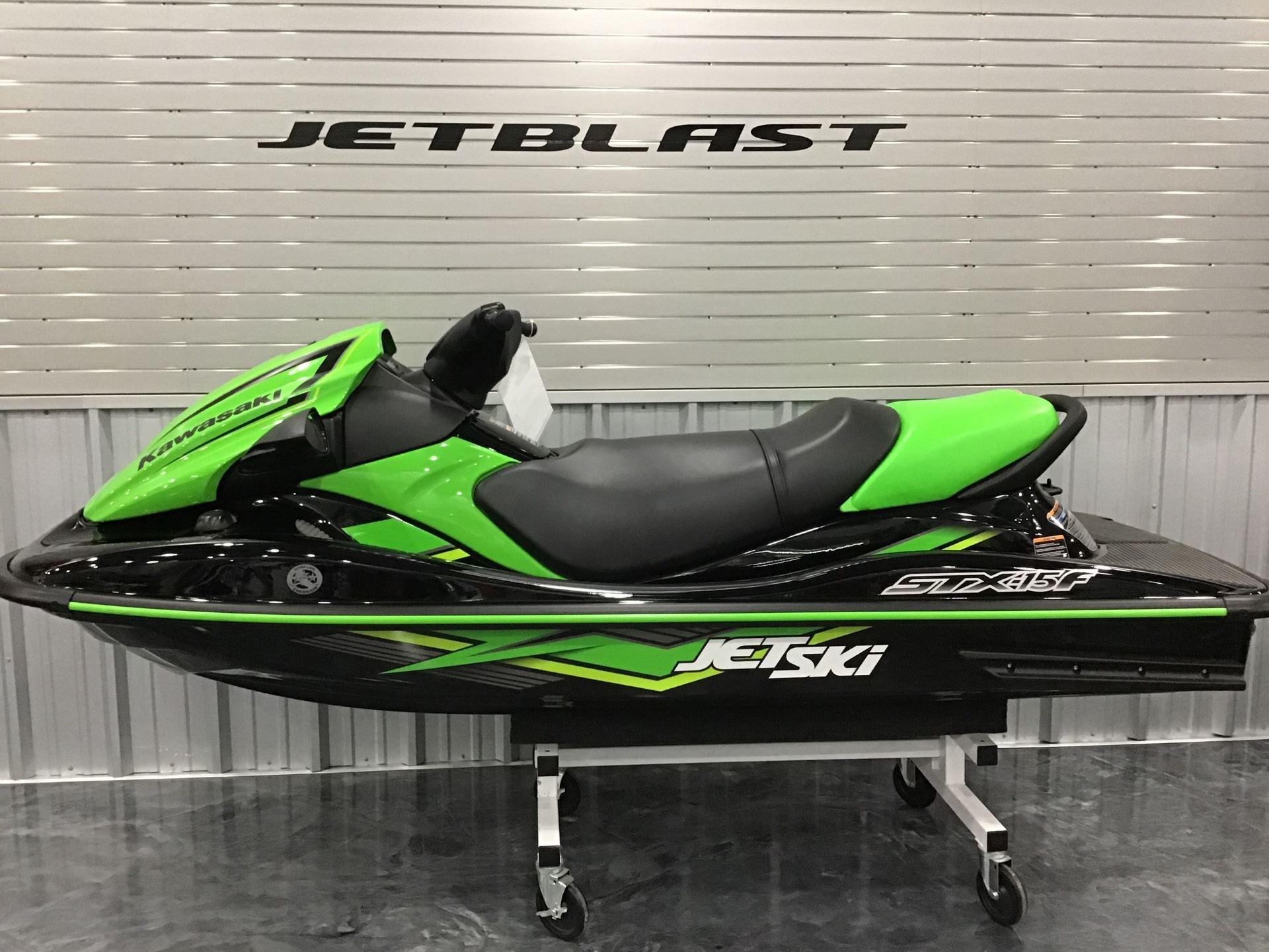 2019 Kawasaki Jet Ski STX-15F in Gulfport, Mississippi