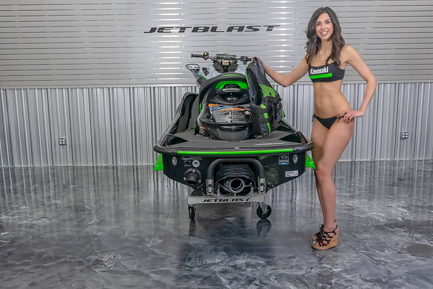 2018 Kawasaki Jet Ski Ultra 310R in Gulfport, Mississippi - Photo 3