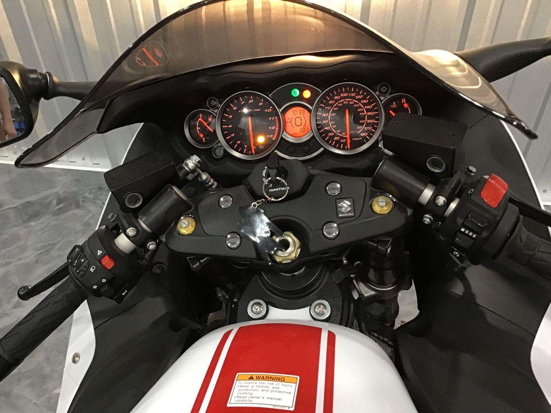 2018 Suzuki Hayabusa in Gulfport, Mississippi