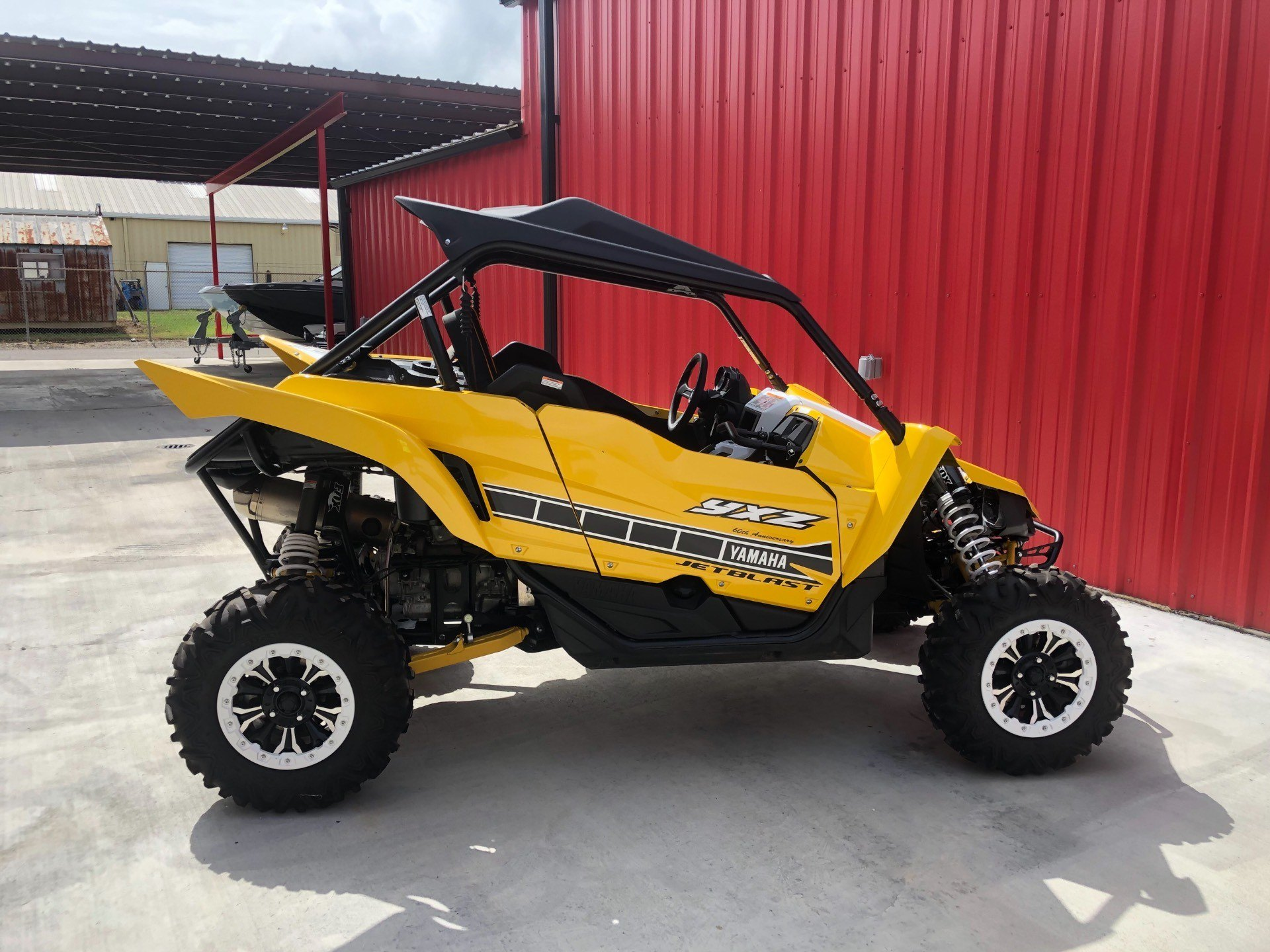2016 Yamaha YXZ1000R SE in Gulfport, Mississippi - Photo 2