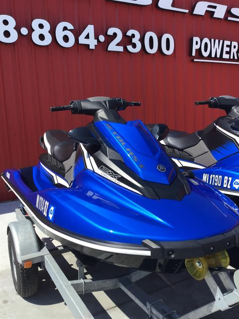 2018 Yamaha EX Deluxe in Gulfport, Mississippi - Photo 4