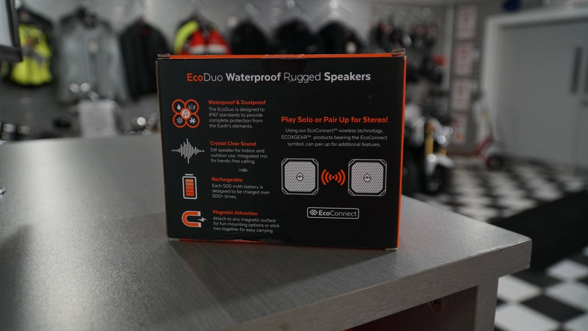 2019 Accessories Ecogear Small Waterproof Speakers in Gulfport, Mississippi - Photo 5