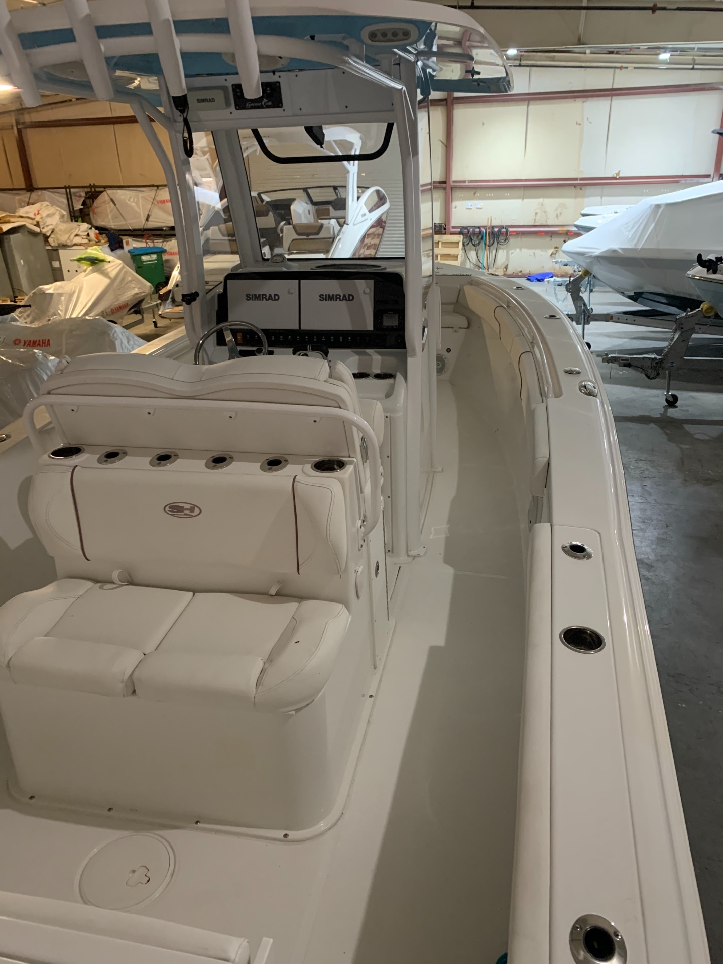 2018 Sea Hunt Gamefish 27 with Coffin Box in Gulfport, Mississippi - Photo 9
