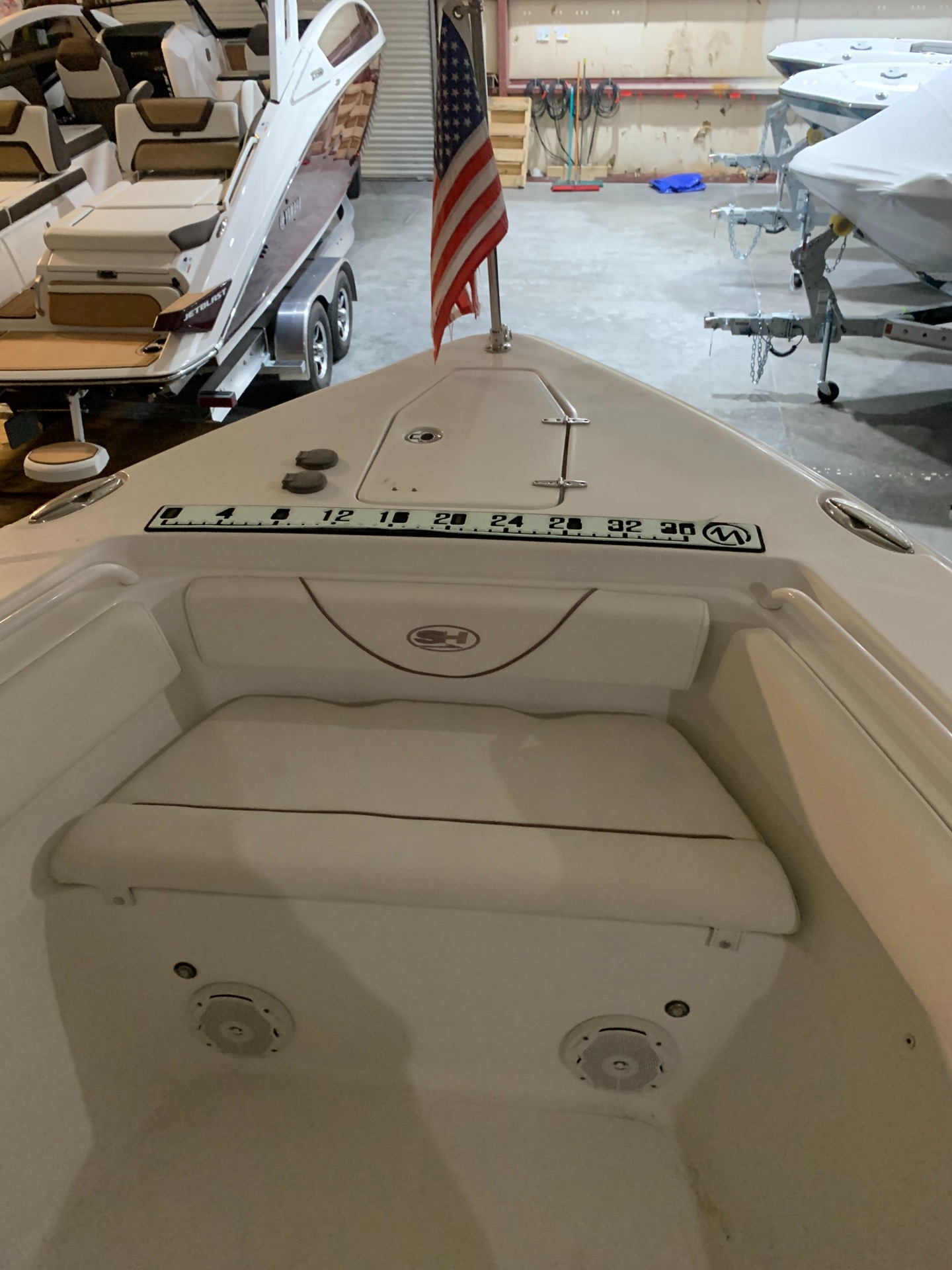 2018 Sea Hunt Gamefish 27 with Coffin Box in Gulfport, Mississippi - Photo 21