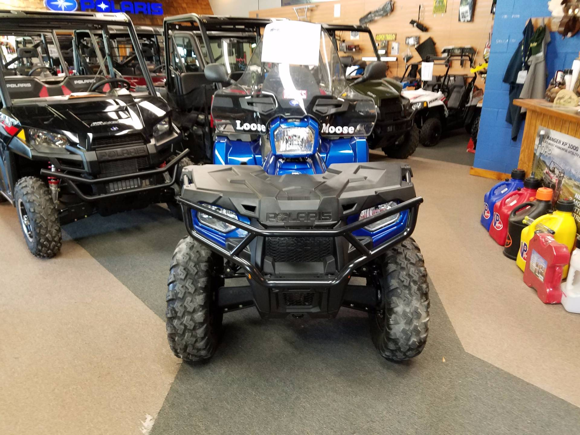 2015 Polaris Sportsman Touring 570 SP 2