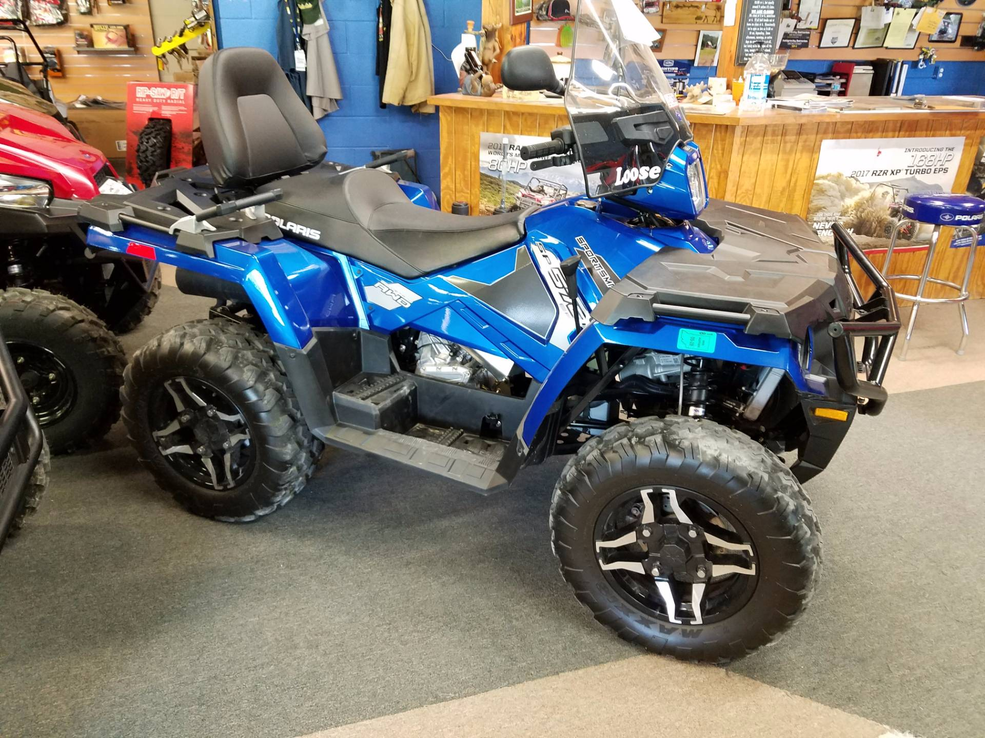 2015 Polaris Sportsman Touring 570 SP 3