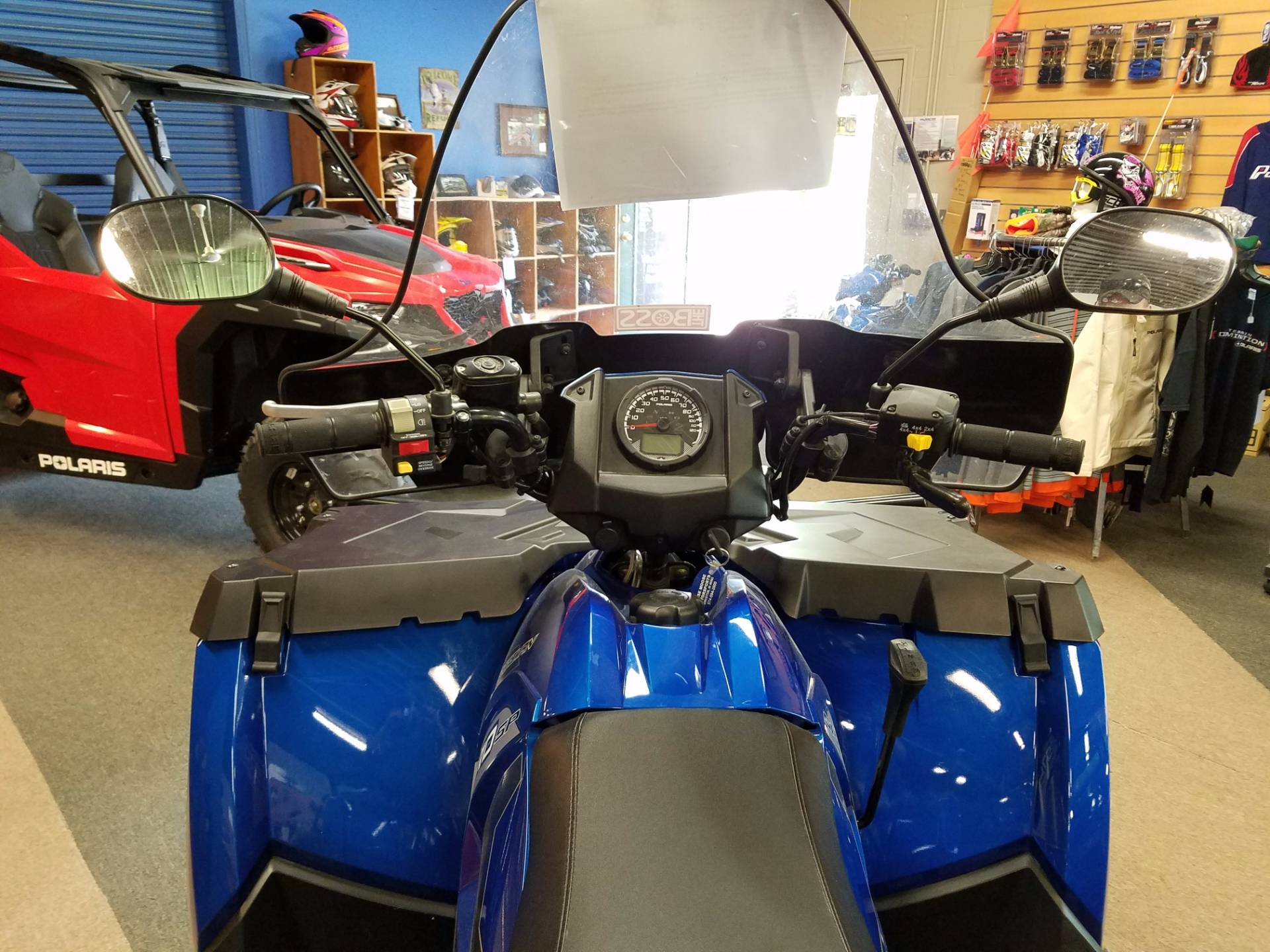 2015 Polaris Sportsman Touring 570 SP 5
