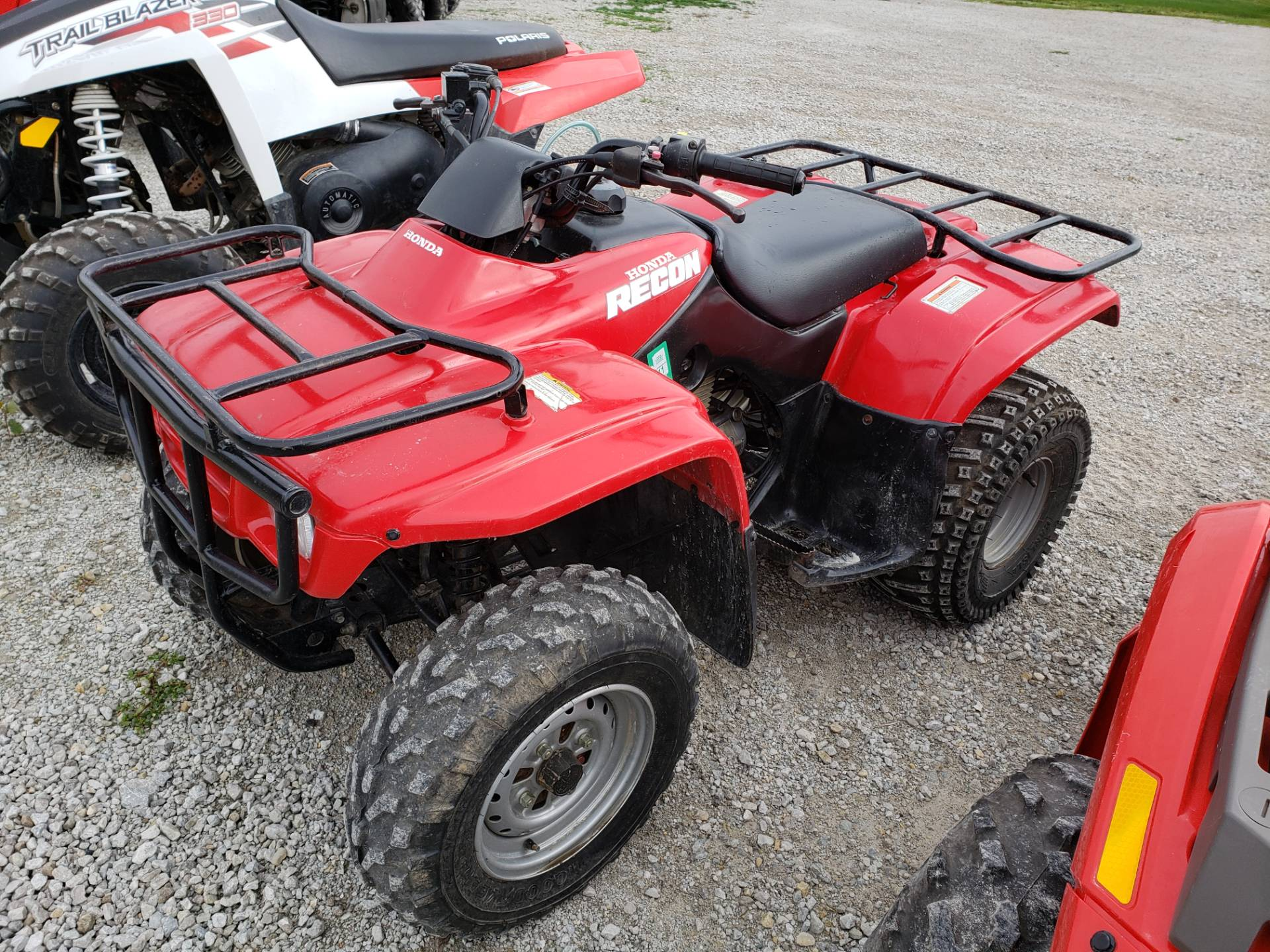 2001 Honda Recon in Pierceton, Indiana
