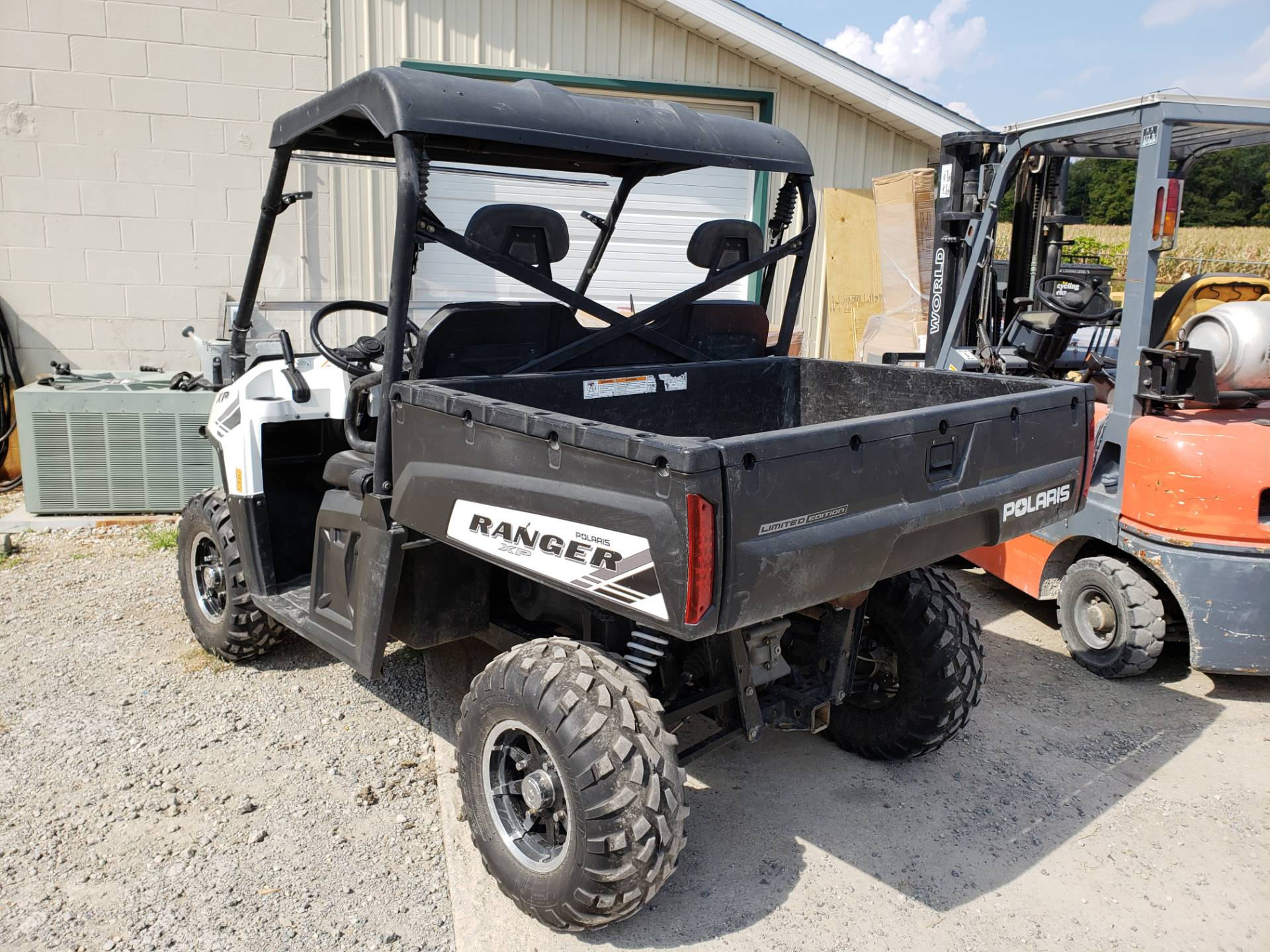 2012 Polaris Ranger in Pierceton, Indiana