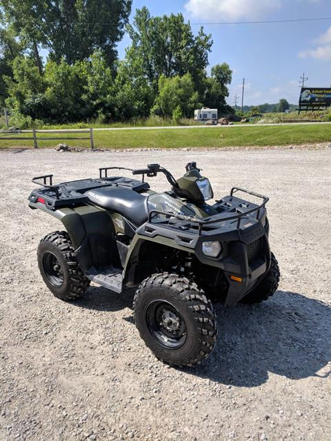 2011 Polaris Sportsman® 400 H.O. in Pierceton, Indiana