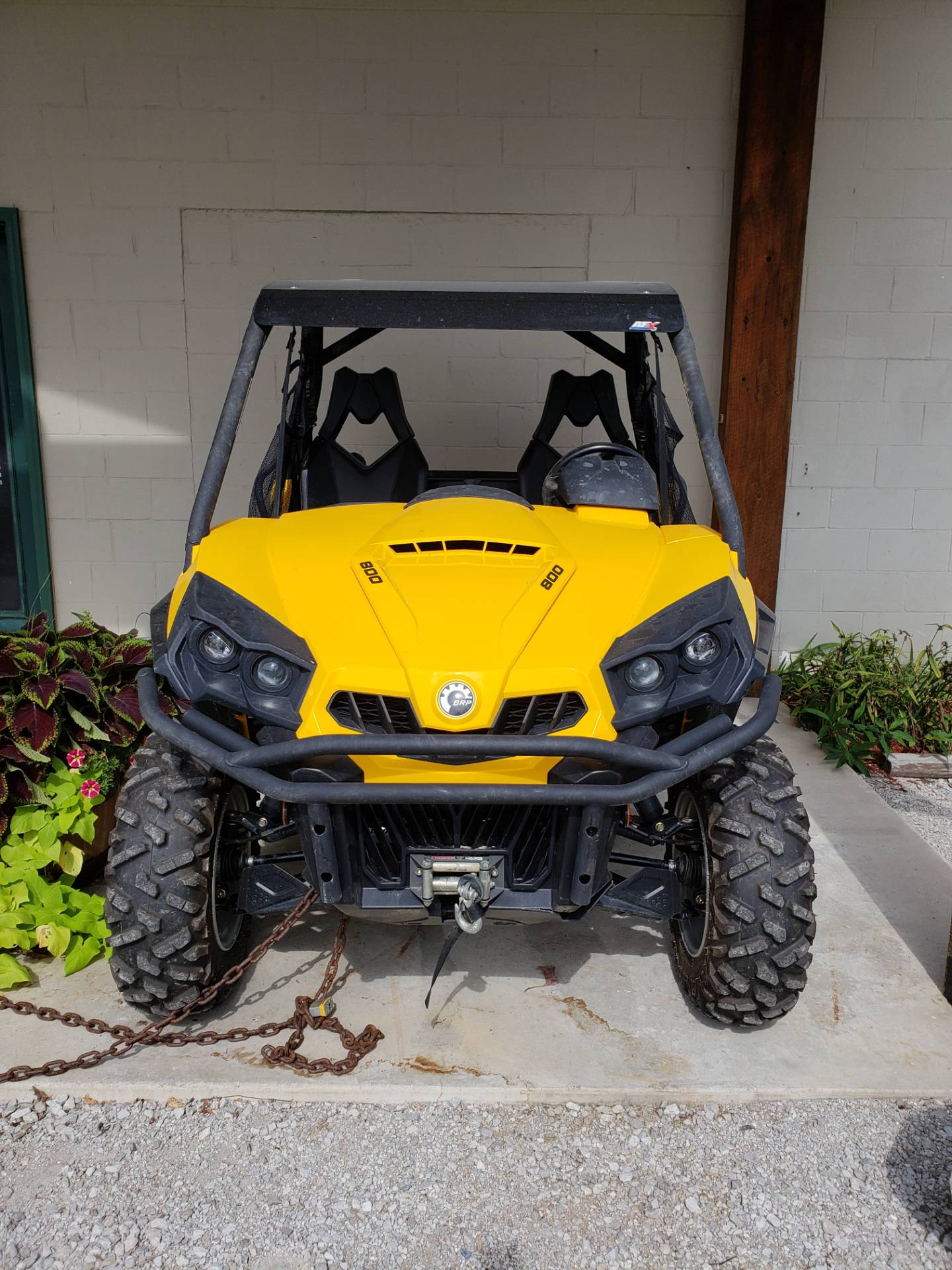 2017 Can-Am 800XT in Pierceton, Indiana