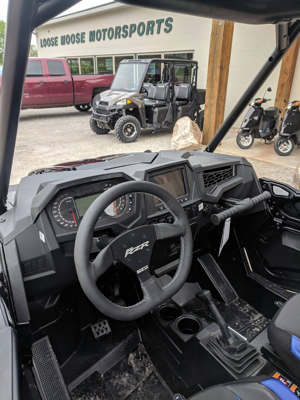 2019 Polaris RZR XP 4 Turbo S in Pierceton, Indiana - Photo 5