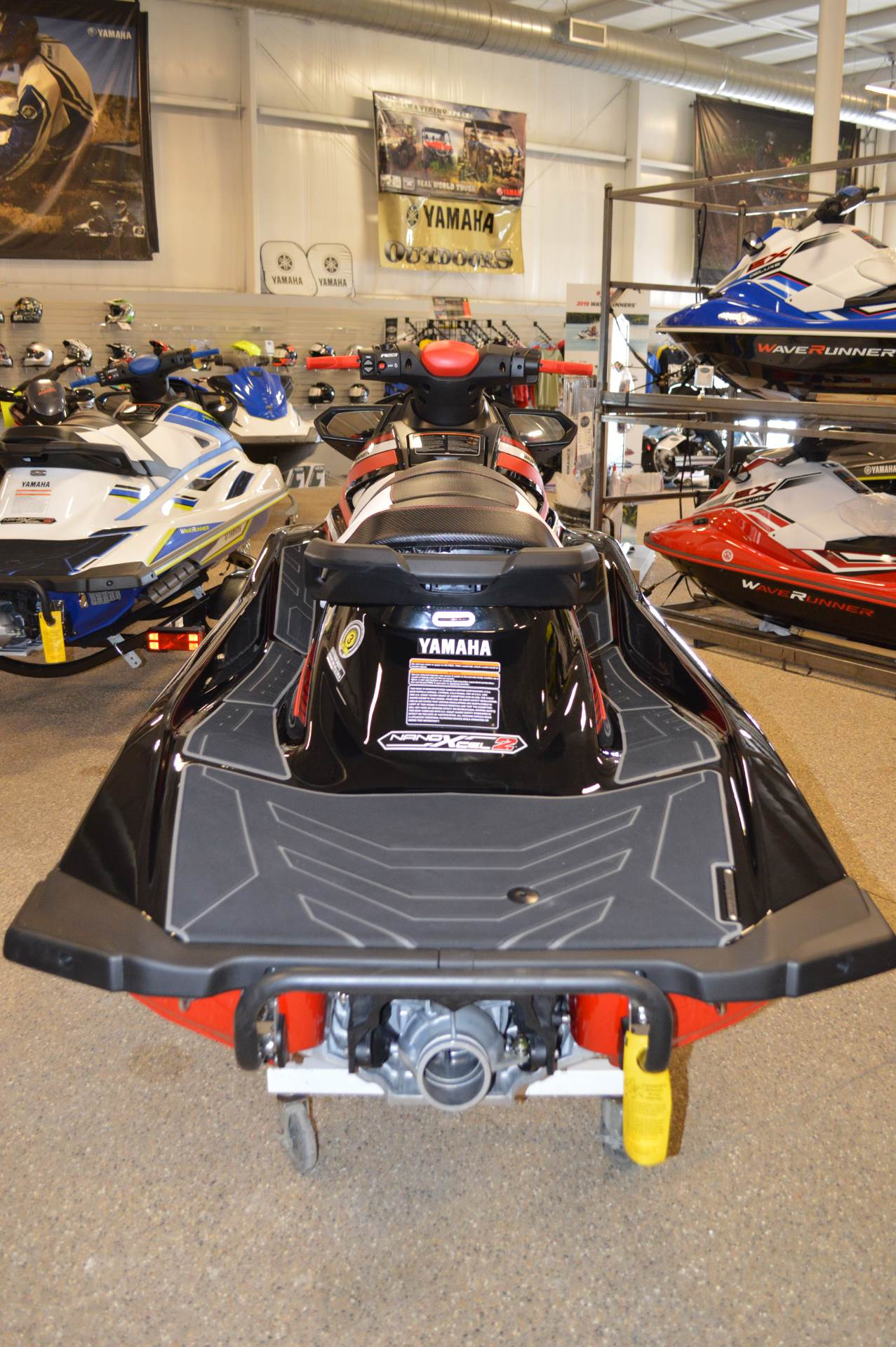 2019 Yamaha GP1800R in Darien, Wisconsin