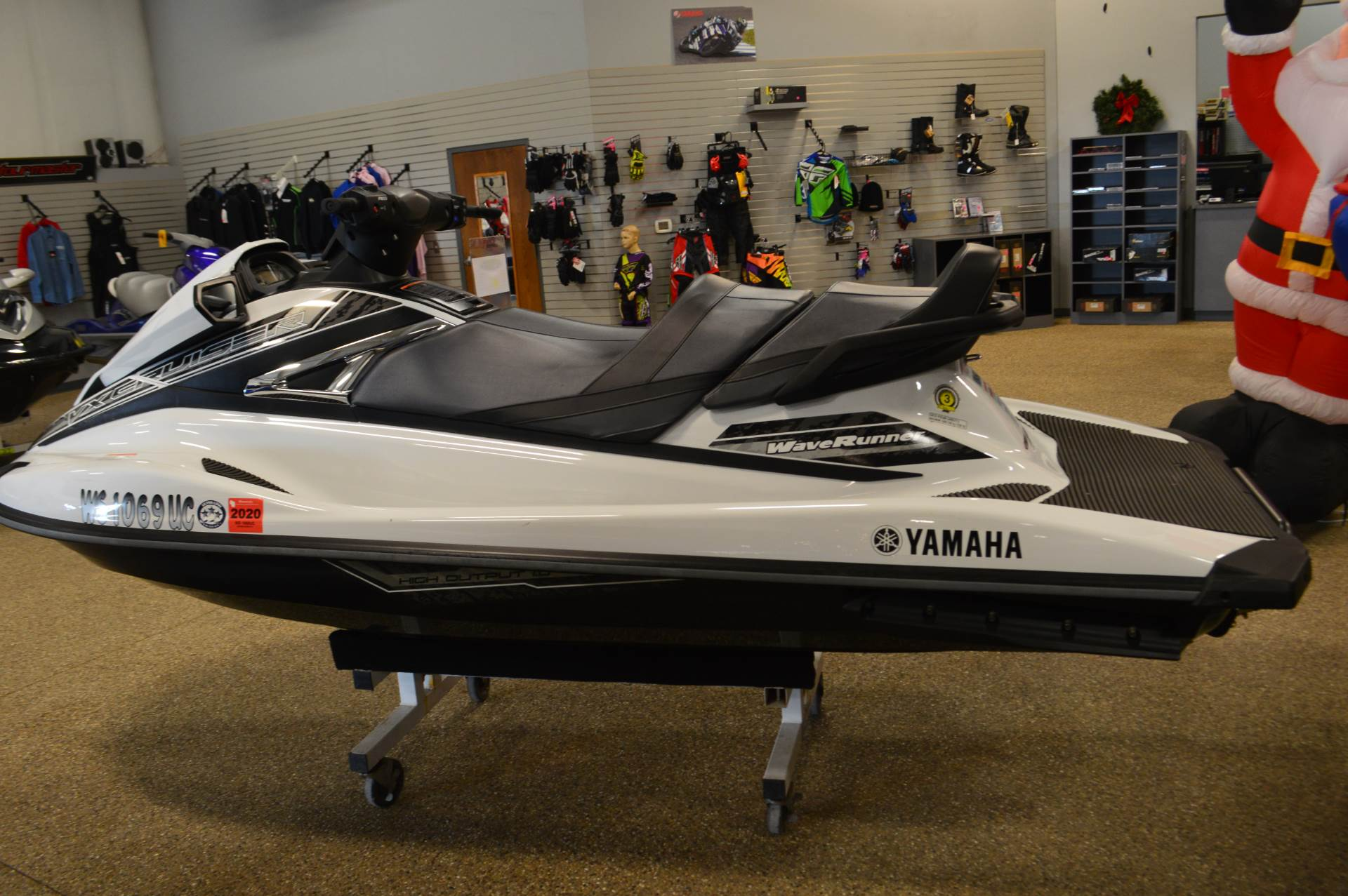2016 Yamaha VX Cruiser in Darien, Wisconsin