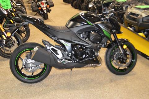 2016 Kawasaki Z800 ABS in Darien, Wisconsin