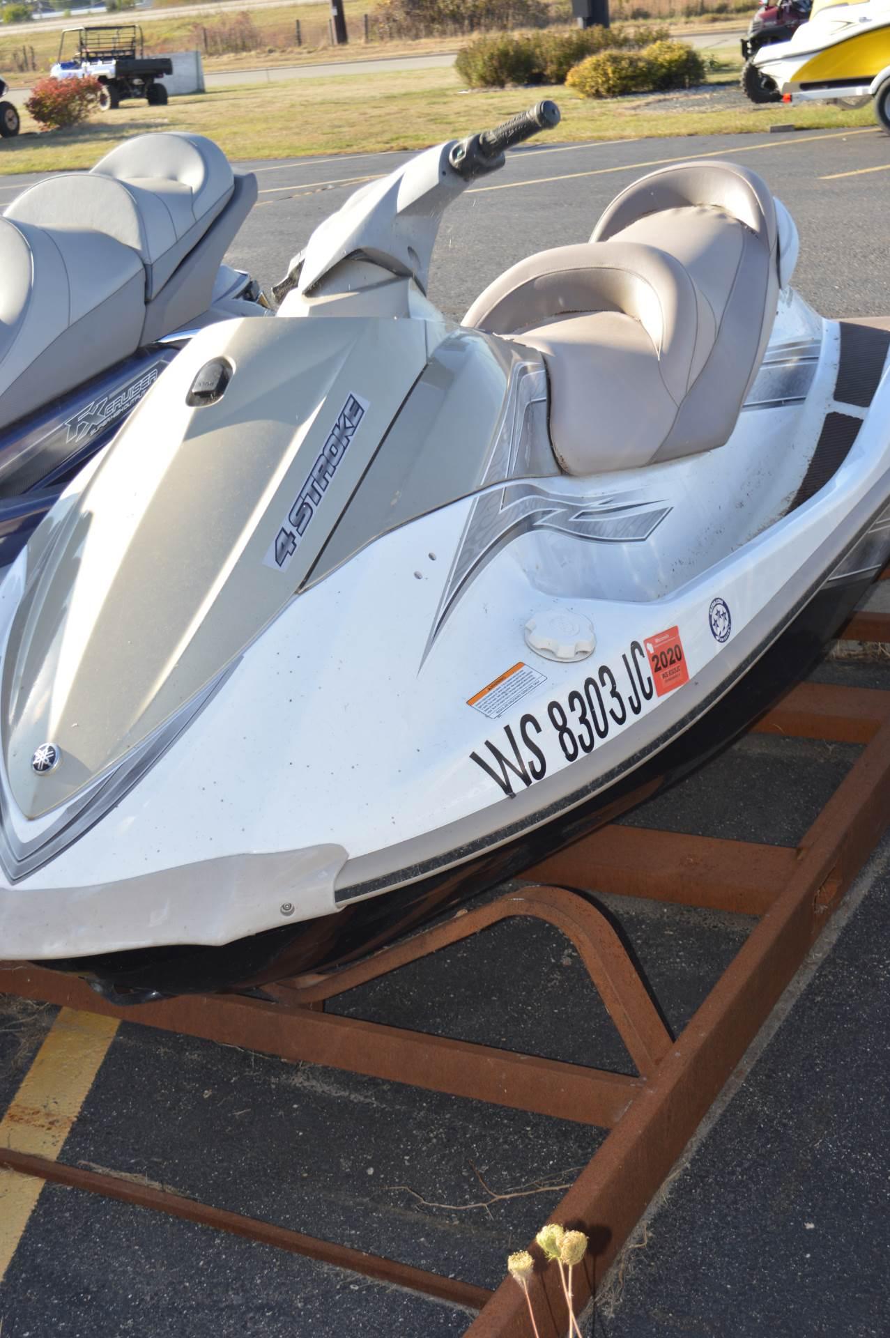 2008 Yamaha VX Cruiser 2