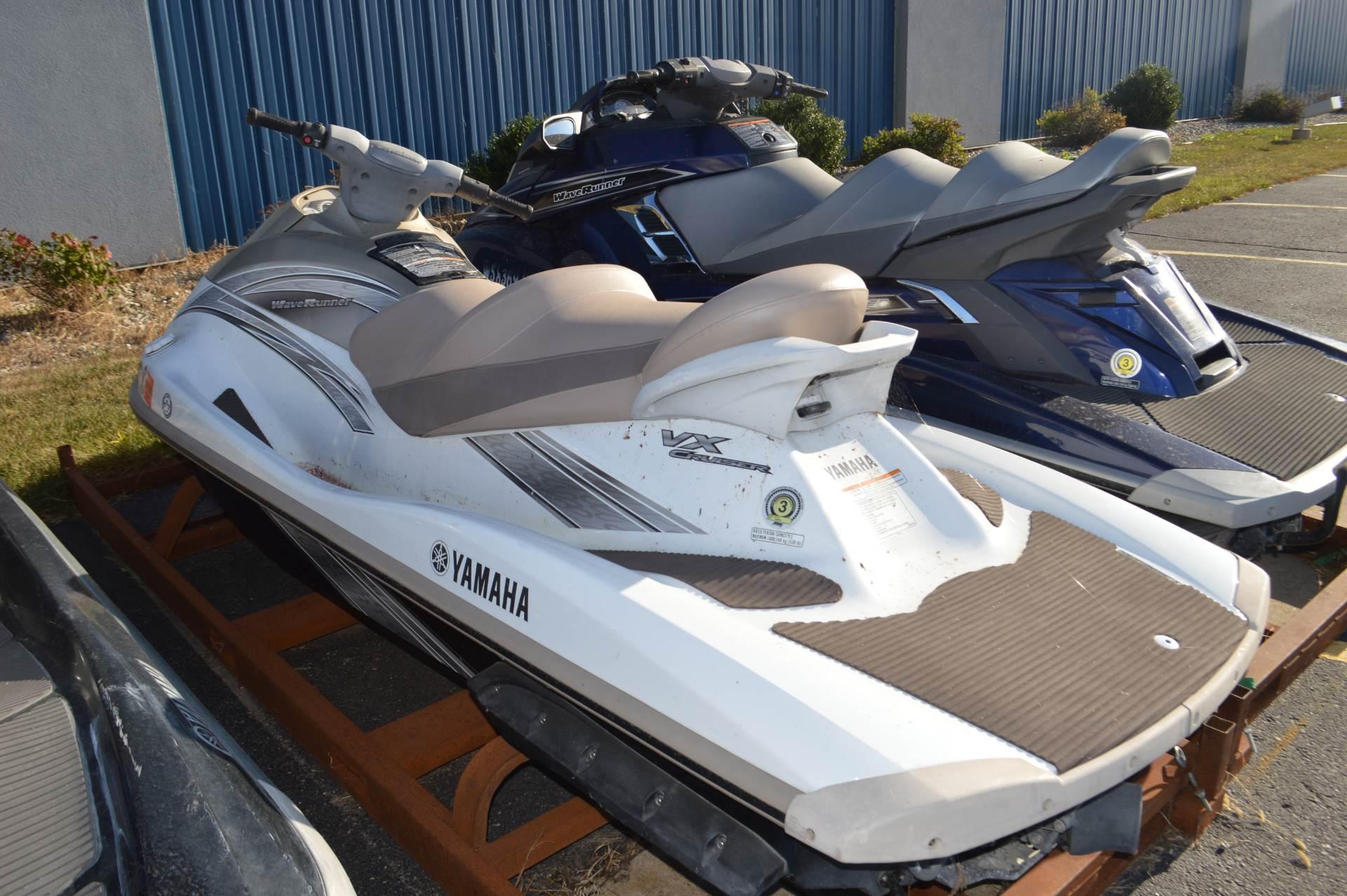2008 Yamaha VX Cruiser 3