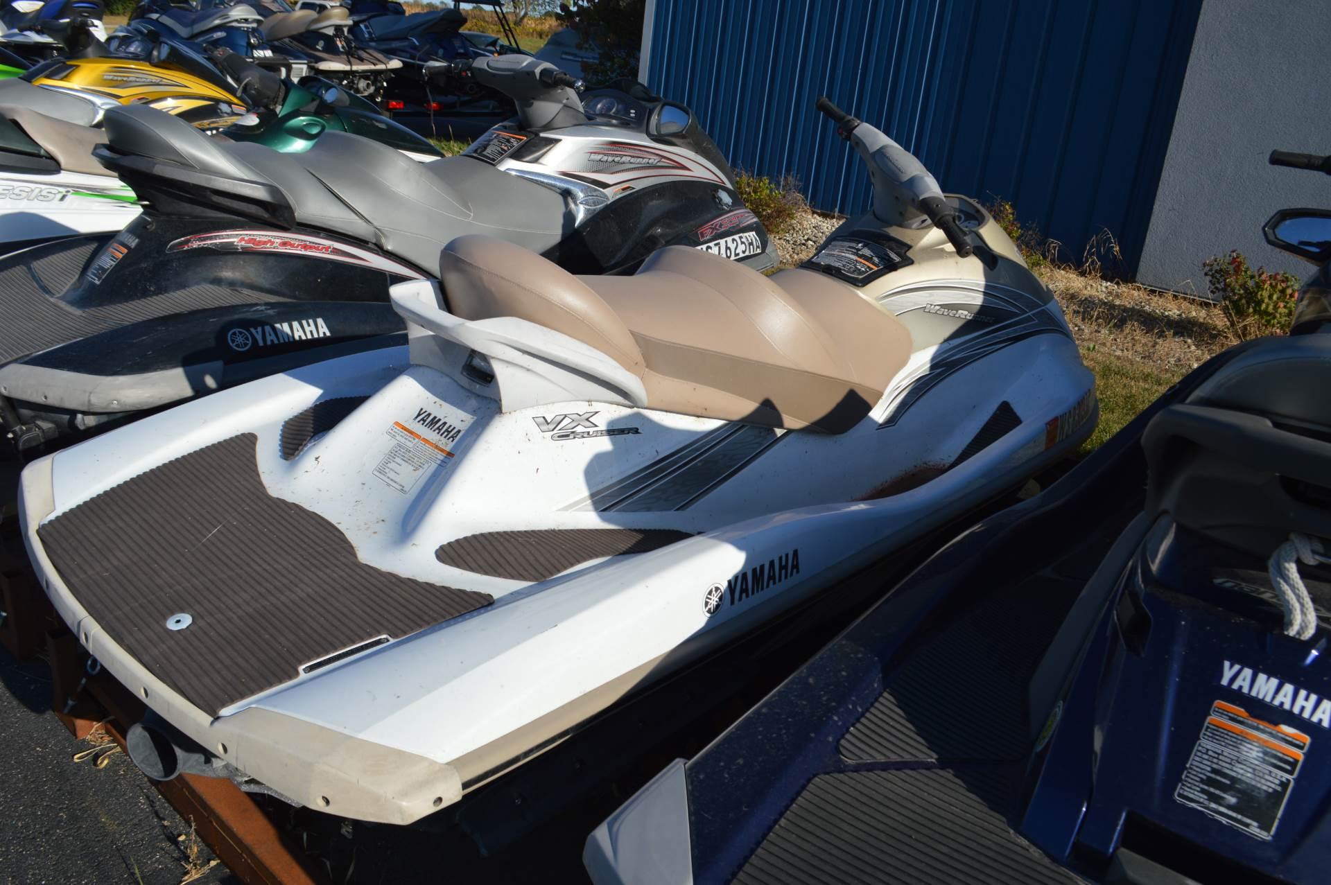 2008 Yamaha VX Cruiser 4