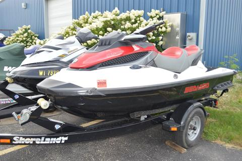 2011 Sea-Doo GTX 155 in Darien, Wisconsin