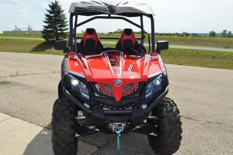 2016 CFMOTO ZFORCE 800 EX EPS in Darien, Wisconsin