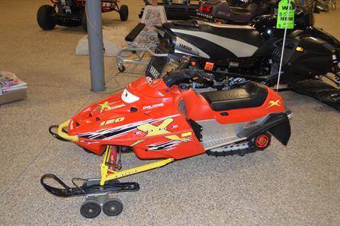 2002 Polaris Indy 120 XC SP  in Darien, Wisconsin