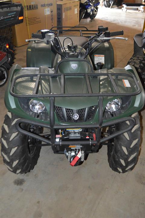 2012 Yamaha Grizzly 350 Auto. 4x4 in Darien, Wisconsin