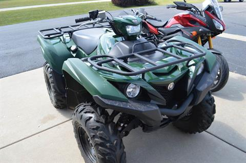 2016 Yamaha Grizzly in Darien, Wisconsin