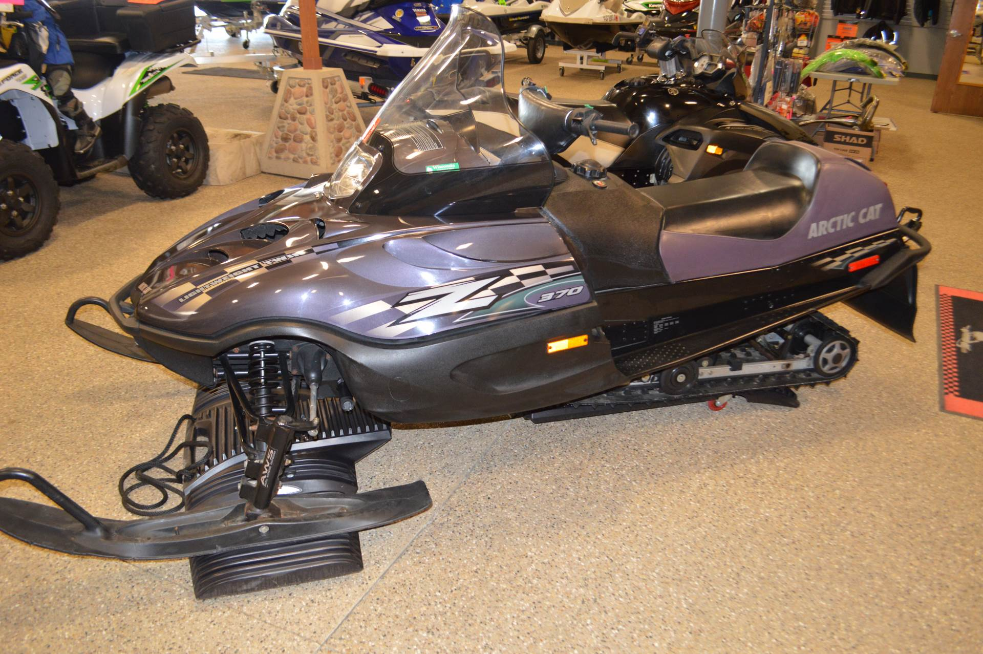 2001 Arctic Cat Z® 370 ES in Darien, Wisconsin