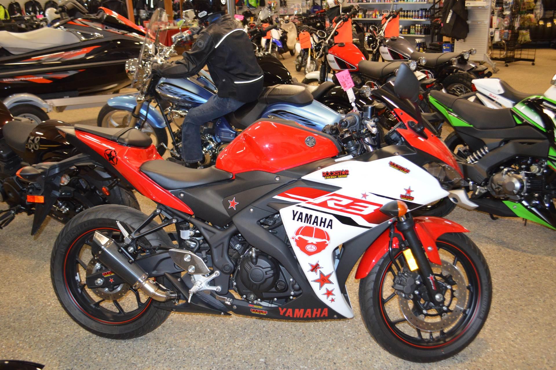 2015 Yamaha YZF-R3 for sale 5302