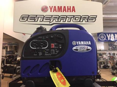 2017 Yamaha EF1000iS in Darien, Wisconsin