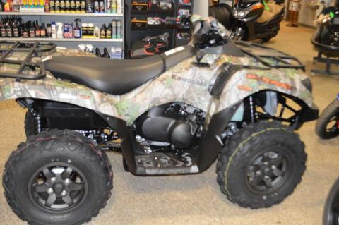 2016 Kawasaki Brute Force 750 4x4i EPS in Darien, Wisconsin