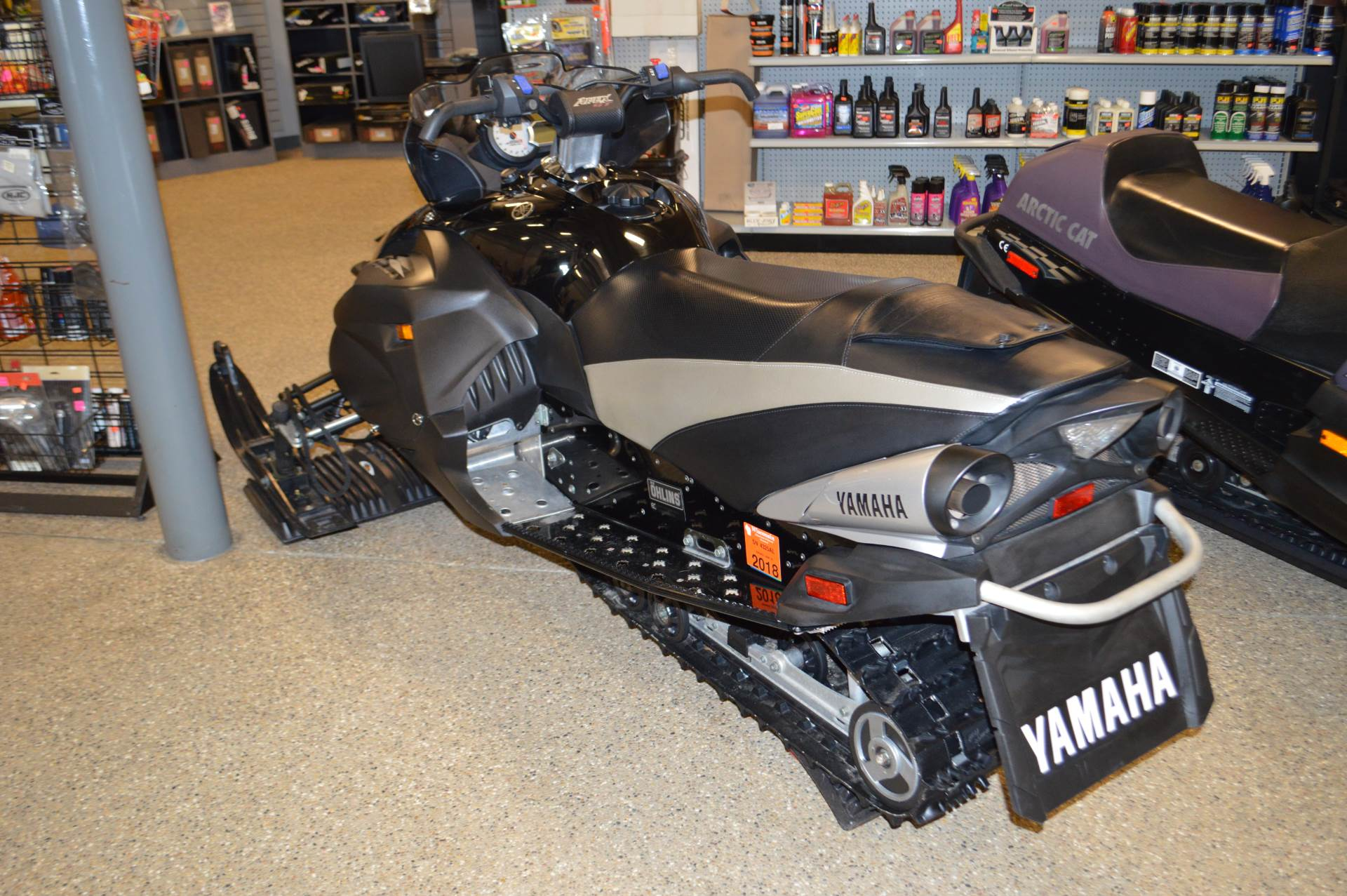 2006 Yamaha Apex GT in Darien, Wisconsin