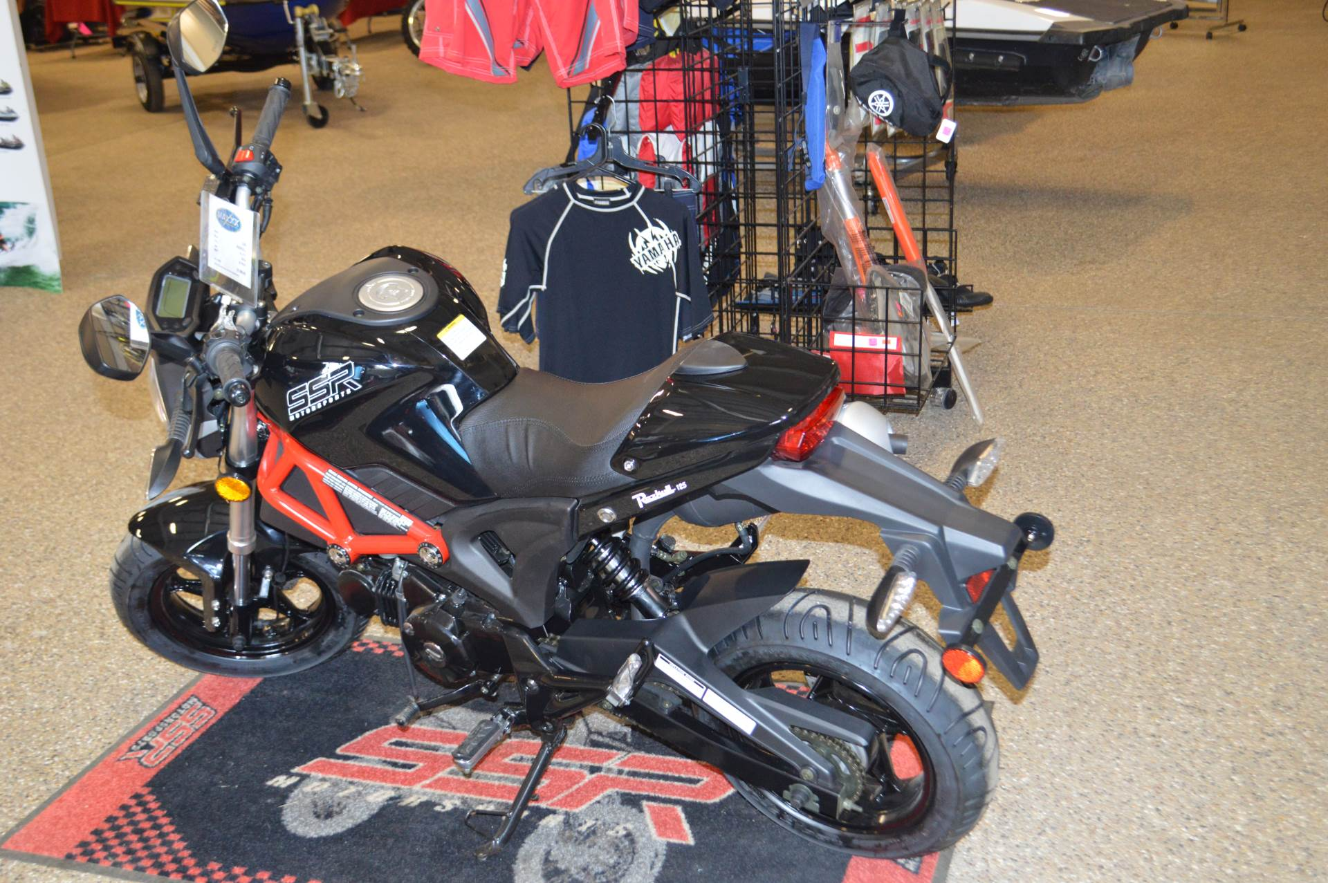 2018 SSR Motorsports Razkull 125 in Darien, Wisconsin - Photo 4