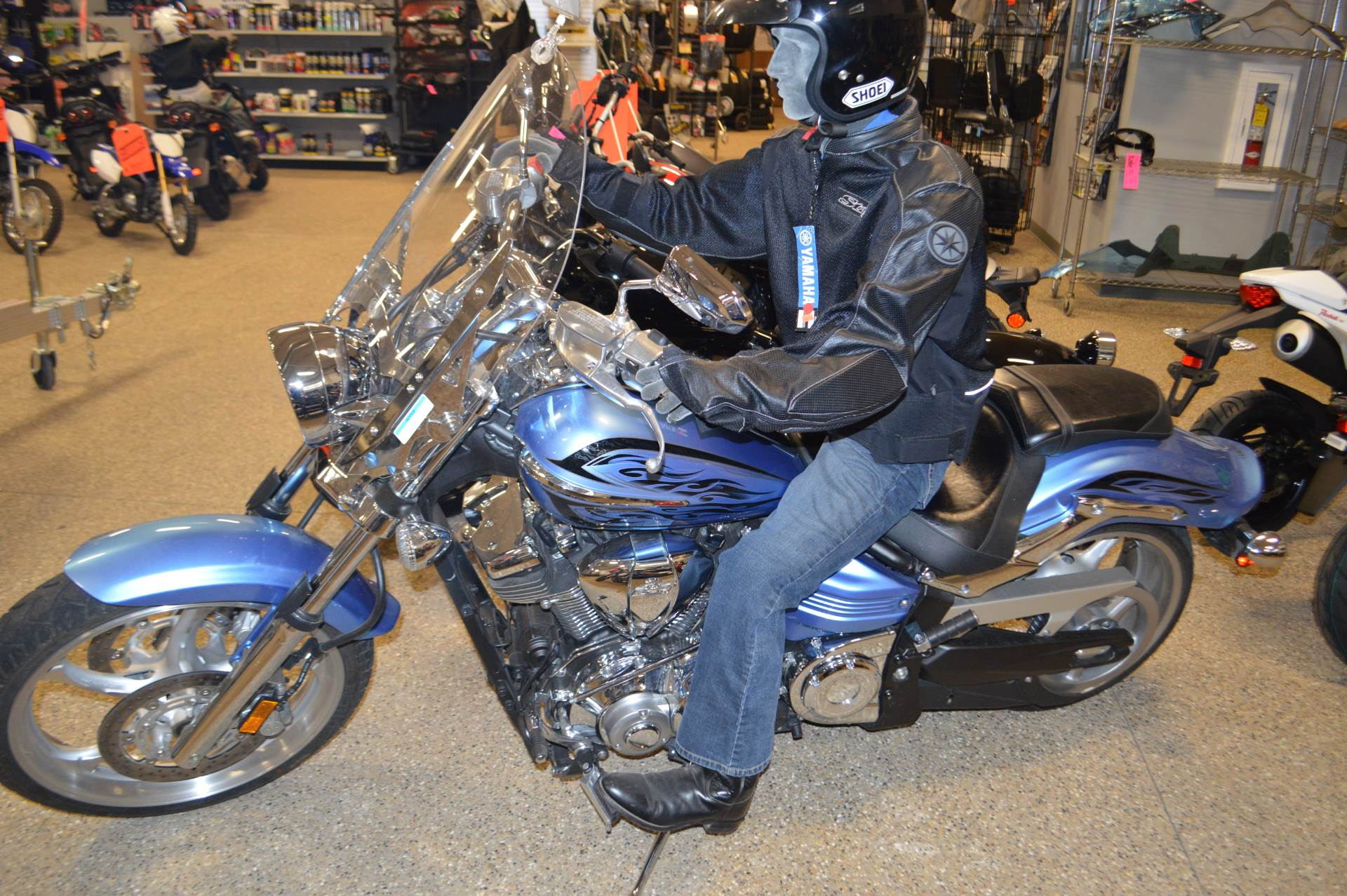 2011 Yamaha Raider S in Darien, Wisconsin - Photo 6