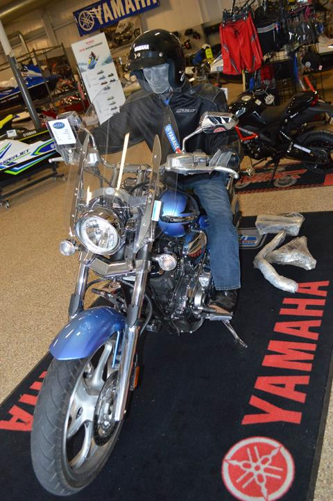 2011 Yamaha Raider S in Darien, Wisconsin - Photo 2