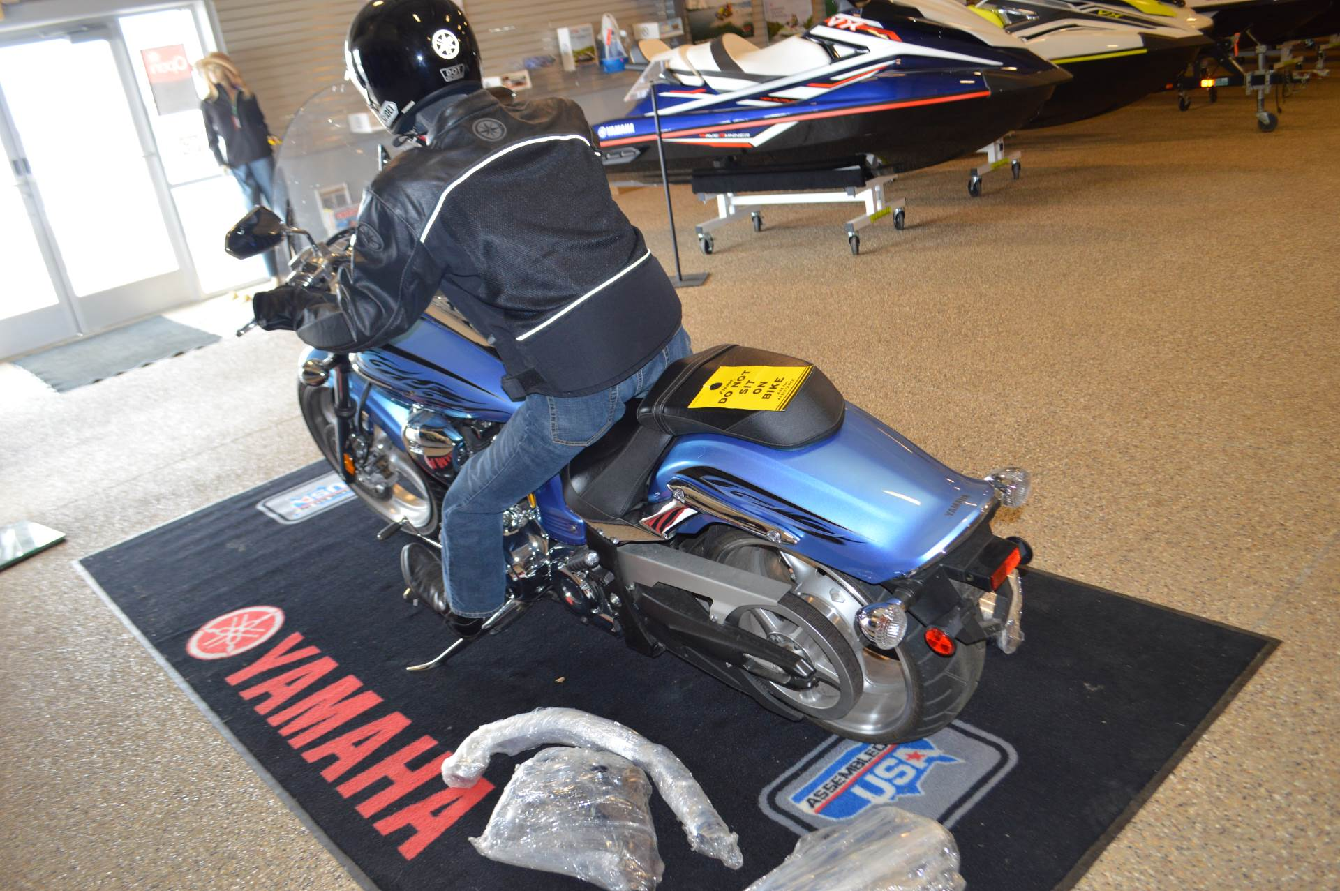 2011 Yamaha Raider S in Darien, Wisconsin - Photo 4