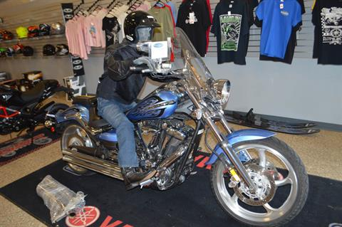 2011 Yamaha Raider S in Darien, Wisconsin - Photo 1