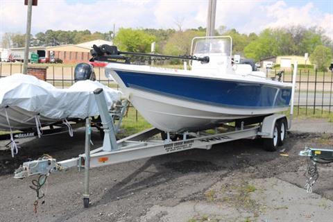 2008 Sea Pro SV2100CC Bay Boat in Bryant, Arkansas