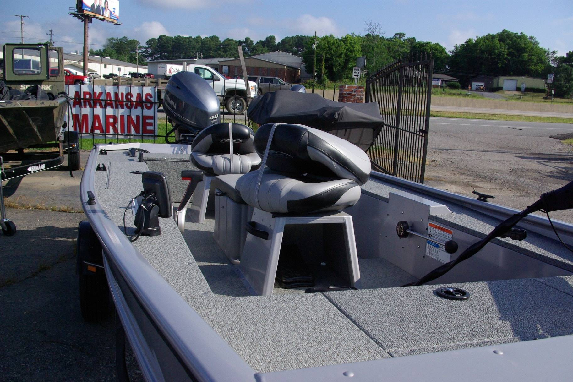 2016 G3 Eagle 160 PFX in Bryant, Arkansas