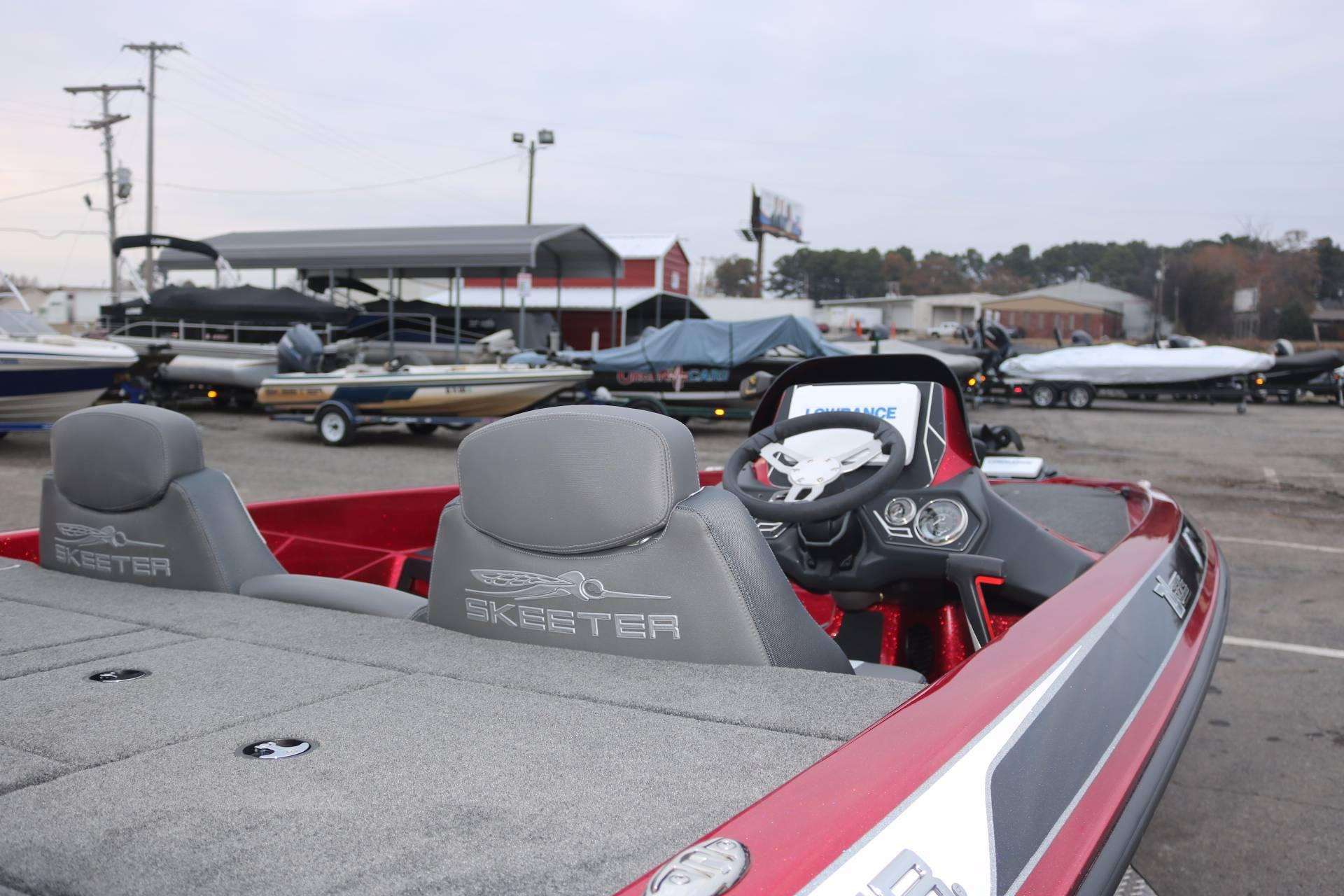 2017 Skeeter ZX225 in Bryant, Arkansas