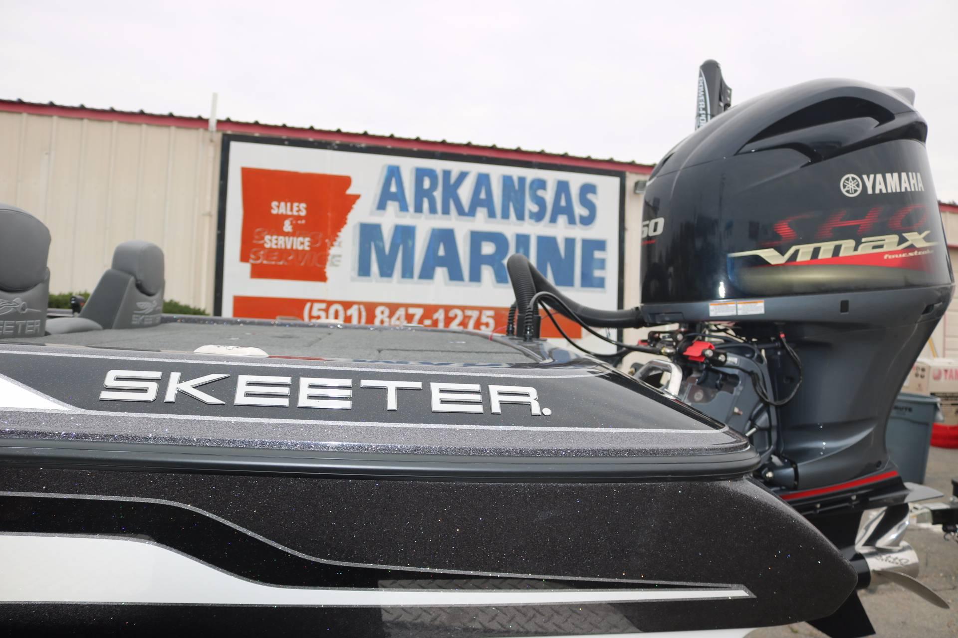2017 Skeeter ZX250 in Bryant, Arkansas
