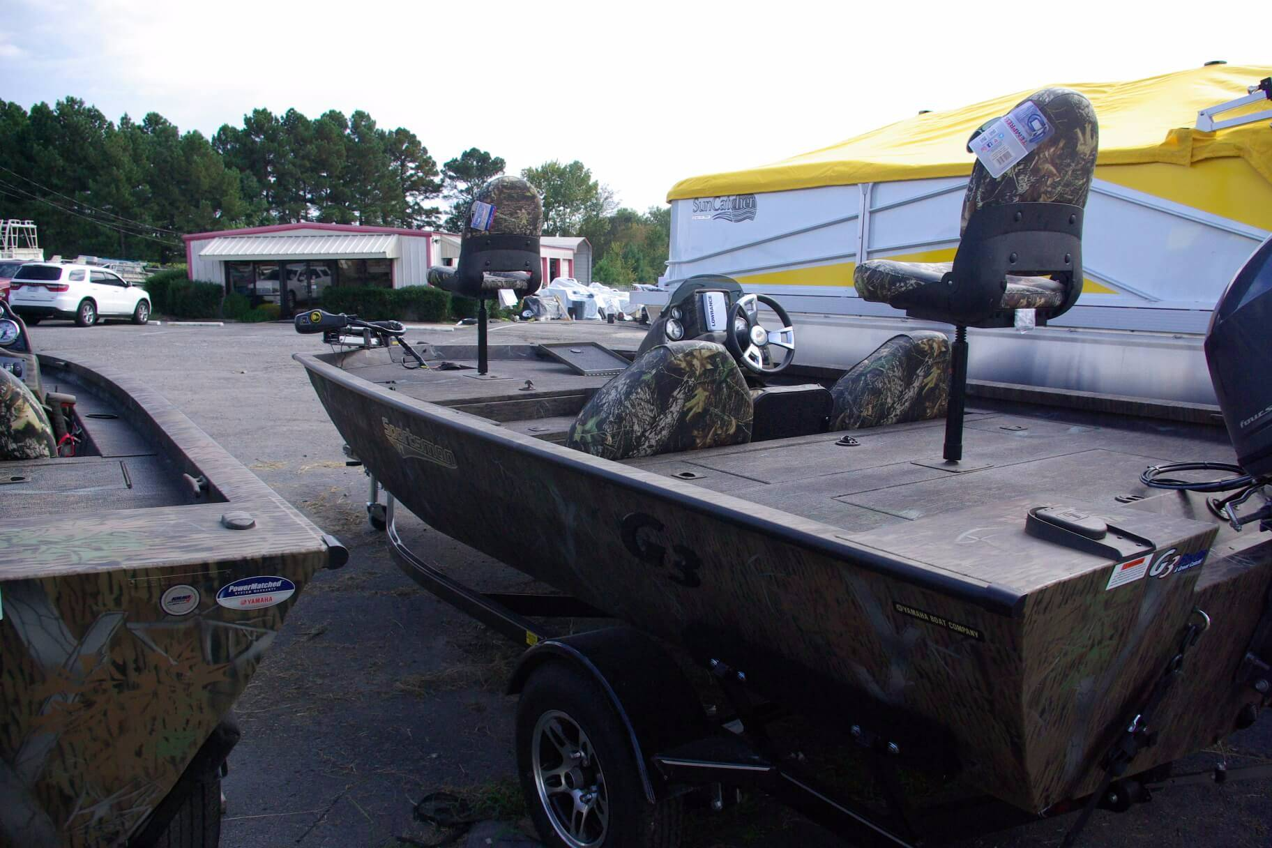 2018 G3 Sportsman 17 in Bryant, Arkansas