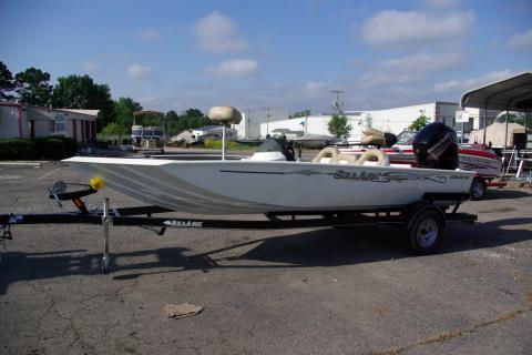 2017 SeaArk Stealth 190 in Bryant, Arkansas