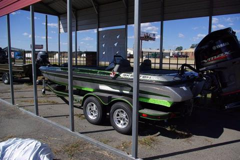 2018 Skeeter ZX250 in Bryant, Arkansas