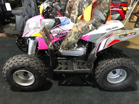 2019 Polaris Outlaw 110 in Columbia, South Carolina