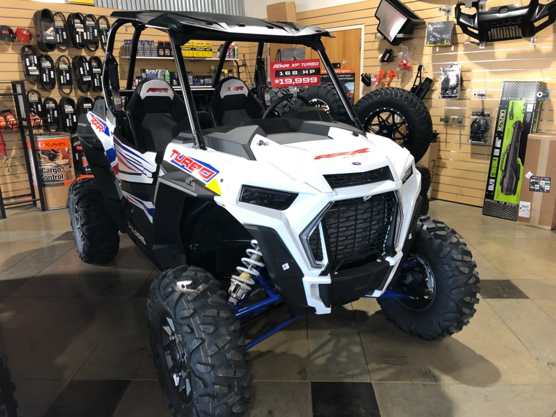 2019 Polaris RZR XP Turbo LE for sale 2344