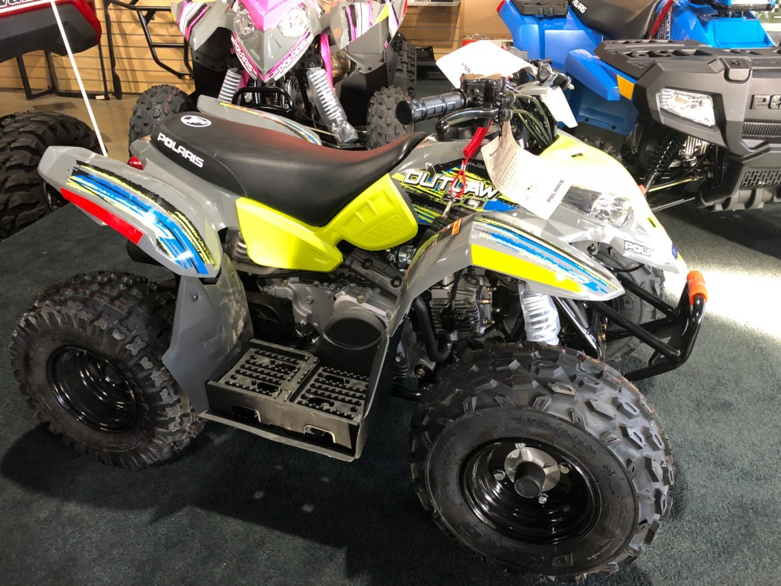 2019 Polaris Outlaw 50 for sale 7767
